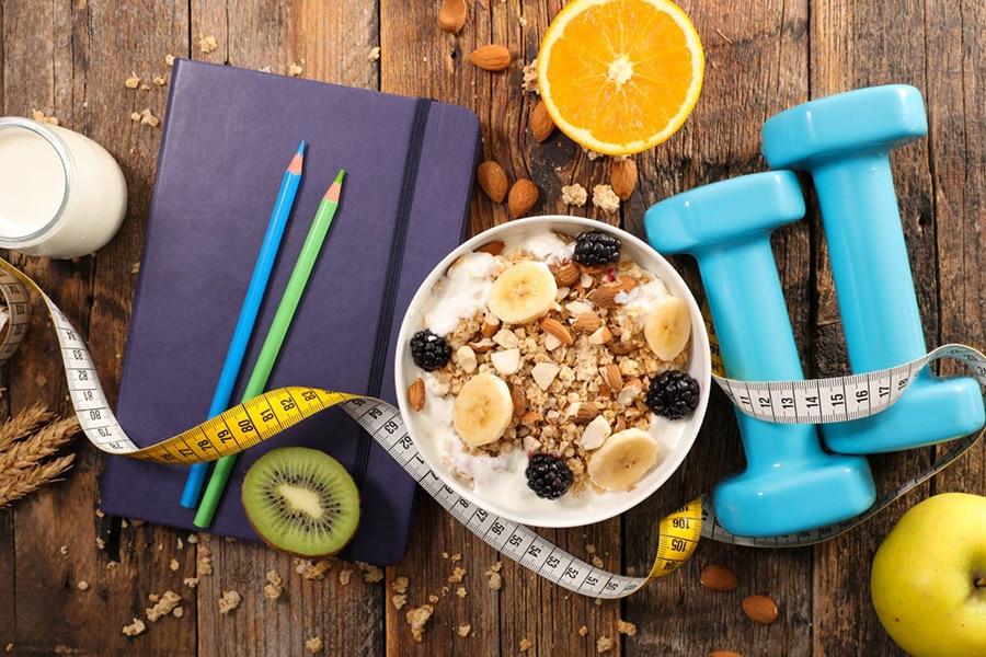 Alimentation équilibré et sport pour perdre du poids